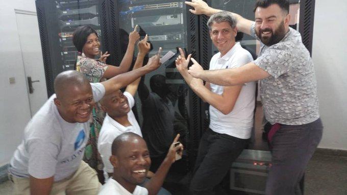 Lubumbashi IXP-Workshop and LUBIX Launch