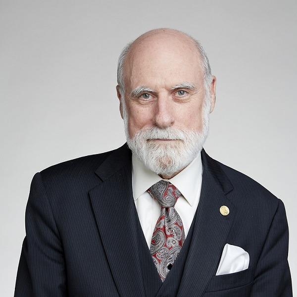 Vint Cerf headshot