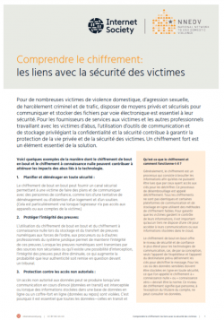 NNEDV_Survivor_FactSheet-FR-cover thumbnail