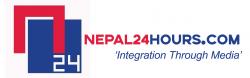 Nepal24Hours logo