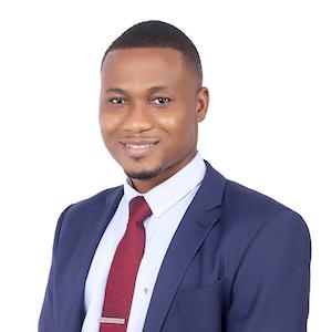 Fred Kwadwo Aazore headshot