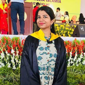 Purnima Tiwari headshot