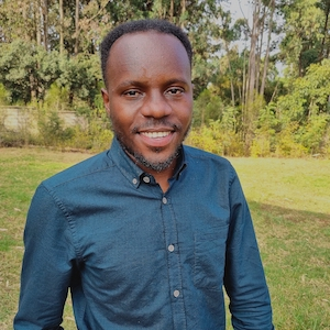 Vincent Mwando headshot