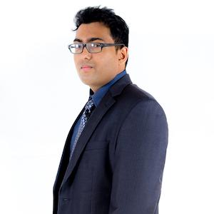 Kushal Pillay headshot